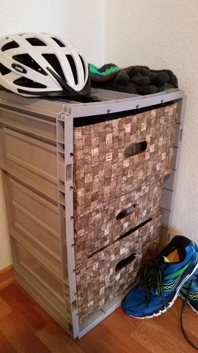 Studenten-Schuhschrank